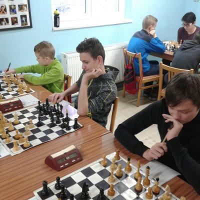 Kluci na 3. - 6. šachovnici