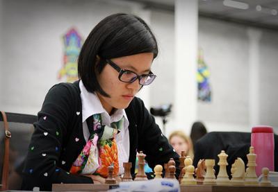 Hou Yifan (Zdroj: Oficiální fotogalerie)