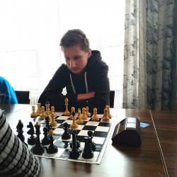 Matějovi se v turnaji dařilo, získal 2. místo v kategorii H16