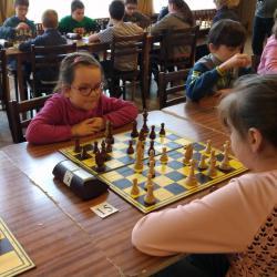 Ema na svém druhém turnaji