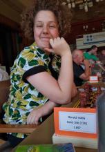 Adéla Bierská, náš nejnovější člen oddílu