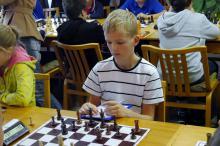 Filip Matůš, 15. v kategorii U12